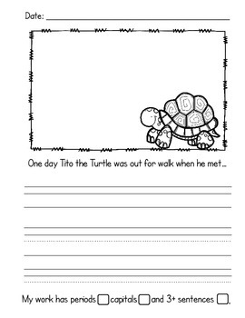 Write About It! November {Daily Keepsake Journal}