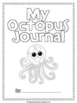 Write About It! Octopuses