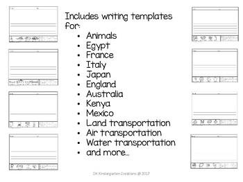 Write About It - Set 1