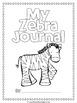 Write About It! Zebras