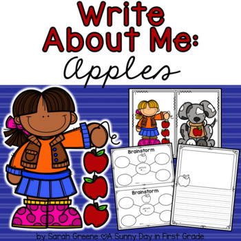 Write About Me: Apples