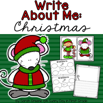 Write About Me: Christmas