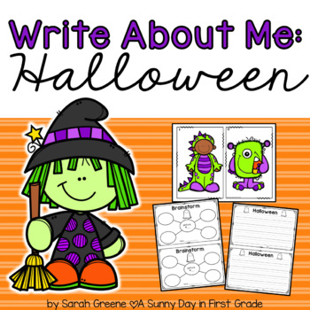 Write About Me: Halloween