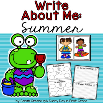 Write About Me: Summer!