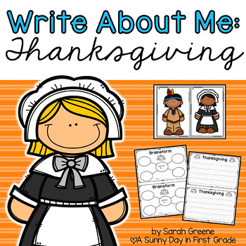 Write About Me: Thanksgiving!
