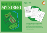 Write About My Street (7-11 years)