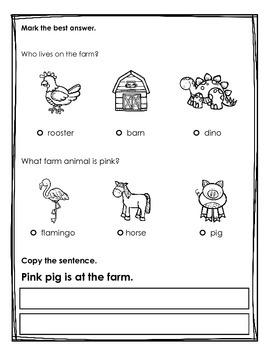 Write About Nouns: FARM