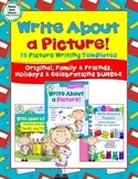 Write About a Picture! 3 Pack BUNDLE - Visual Writing Prom