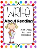 Journeys Write About Reading (Units 2-6)