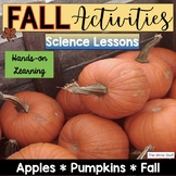 Apples and Pumpkins Fall Activities