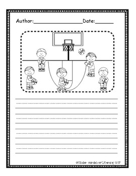 Write About The Picture-Sports