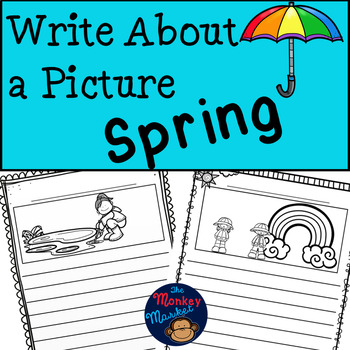Write About a Picture - Spring