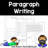 Narrative Paragraph Writing