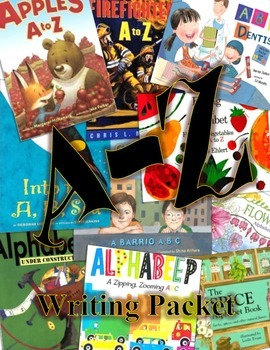 Write An A-Z Book!