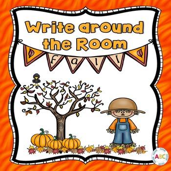 Write Around the Room: Fall