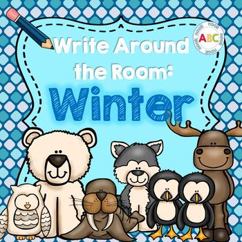 Write Around the Room: Winter