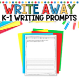 Writing Prompts for Kindergarten and First Grade