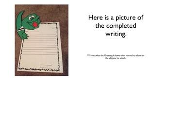 Write Back...... a letter writing carftivity