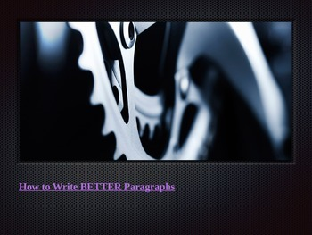 How to Write Better Paragraphs with Supporting Details