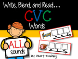 Distance Learning with Seesaw: CVC Words (ALL Sounds)