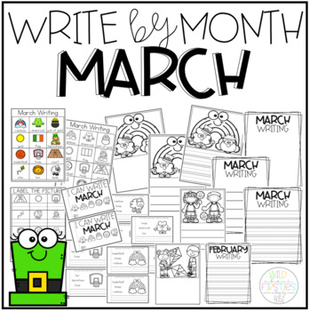 Write By Month - March