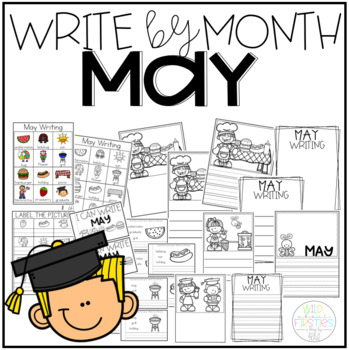 Write By Month - May