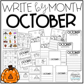 Write By Month - OCTOBER