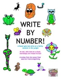 Write By Number
