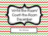 Write/Count the Room: December