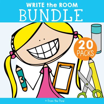 Write the Room - Big Bundle