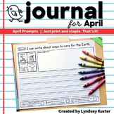 Write & Draw: April