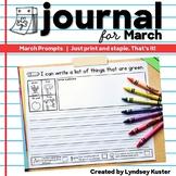Write & Draw: March