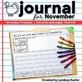 Write & Draw: November