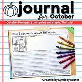 Write & Draw: October