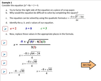 Write Equations for Graphed Lines