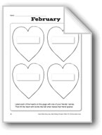Write Every Day: February
