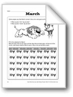 Write Every Day: March