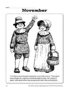 Write Every Day: November