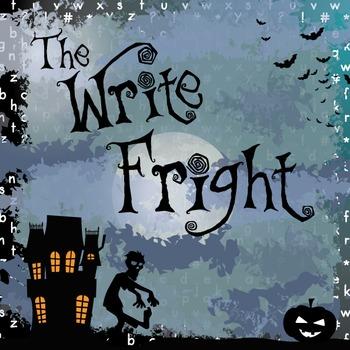 Write Fright Bundle – A DREADful Halloween Spelling & Writing Set