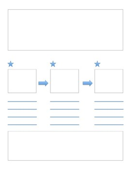 Write From the Beginning Planning Template