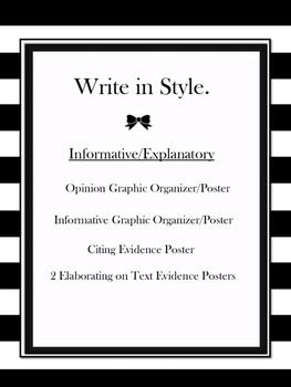 Write In Style - (FSA,AIR,STAR, & PARCC)