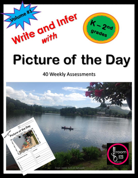 Write & Infer with Picture of the Day K-2 volume 1