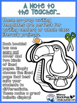 Write Inside: Rainforest Writing