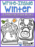 Write Inside WINTER Writing