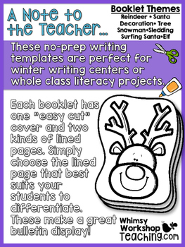 Write Inside WINTER Writing