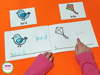 Write It! Spring Writing Center Activities