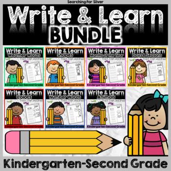 Write & Learn: BUNDLE