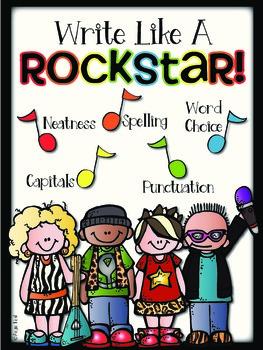 Write Like A Rockstar!