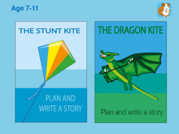 Write Lot's Of Stories About Being Out And About: Pack 1 (