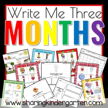 Monthly Writing